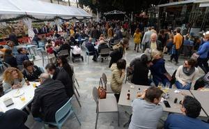 Los hosteleros pararán cinco minutos para exigir más atención municipal