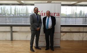 Miguel López Abad se reúne con José Luis Bonet
