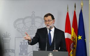 Rajoy: «Cifuentes ha hecho lo que tenía que hacer»