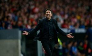 Simeone busca la Europa League y el trono de Wenger