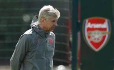 Wenger: «Jugar contra el Atlético es como una noche de Champions»