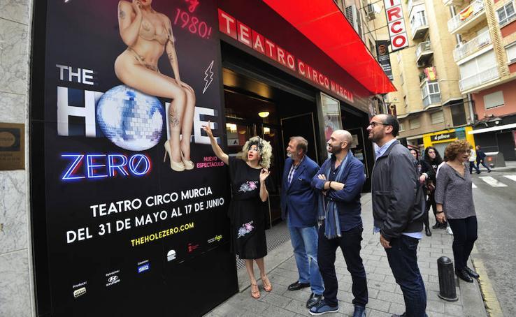 'The Hole Zero' llega a Murcia