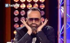 Risto Mejide contra un concursante de 'Factor X': «Lo que has hecho es tomarnos el pelo»