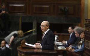 El Congreso rechaza las enmiendas a la totalidad a los Presupuestos gracias al PNV