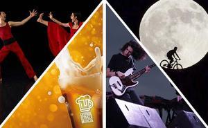 Danza, teatro y cerveza en nueve propuestas para el puente de mayo