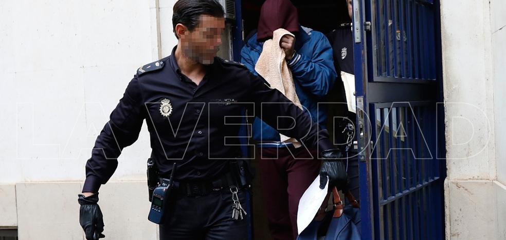 Prisión provisional para el presunto autor del crimen del Bando de la Huerta