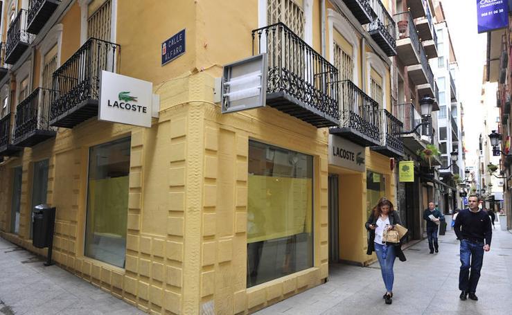 Comercios emblemáticos del centro de Murcia echan el cierre