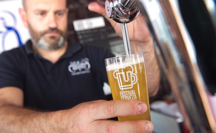 El Festival de la Cerveza acerca las mejores 'birras' a los murcianos