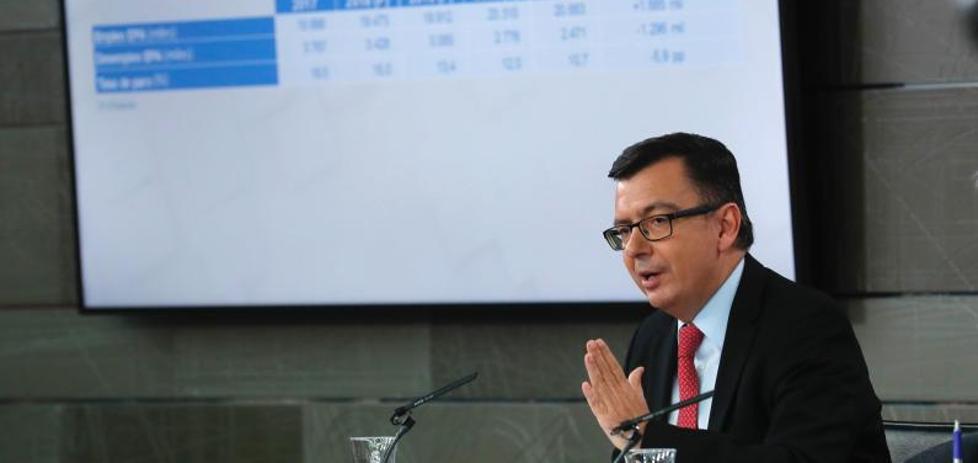 El Gobierno empeora las previsiones de creación de empleo y reducción del paro