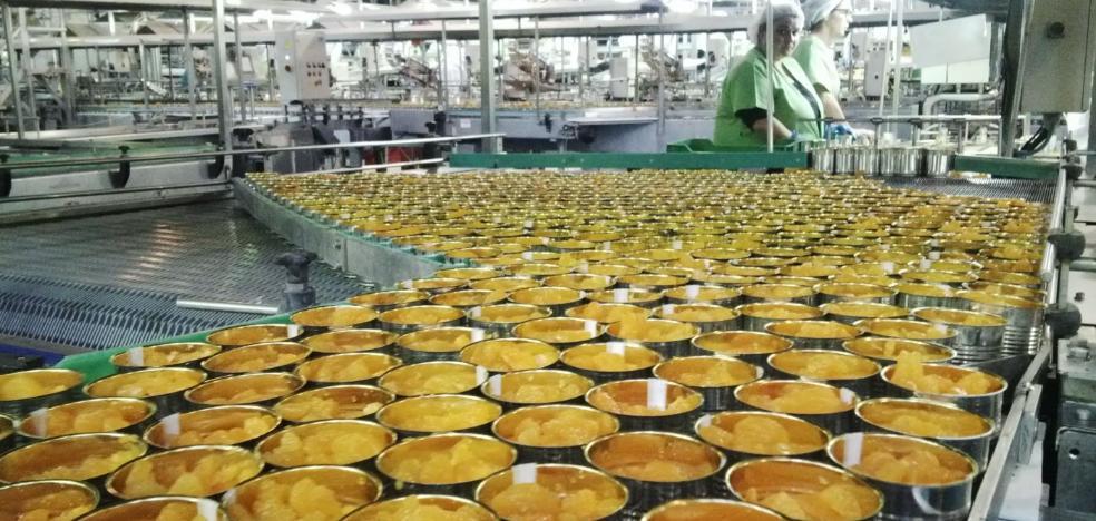 La industria conservera murciana logra su mayor hito en el exterior