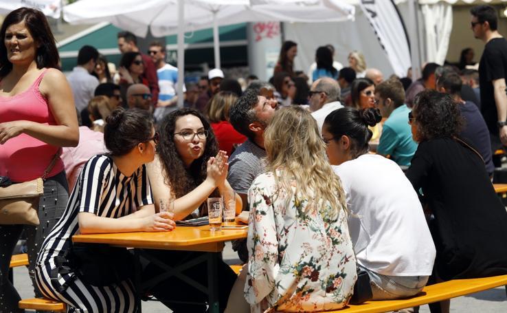 Un brindis por el Festival de la Cerveza