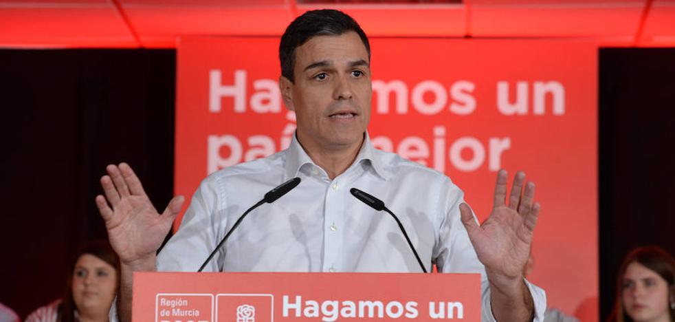 Sánchez: «El Tajo-Segura seguirá teniendo su papel mientras haya agua disponible»
