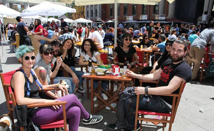El Festival de la Cerveza cierra sus grifos
