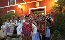 El concurso de paellas toma el relevo a los bailes folclóricos