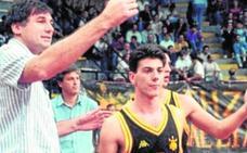 El AEK, club de cuna de Fotis Katsikaris