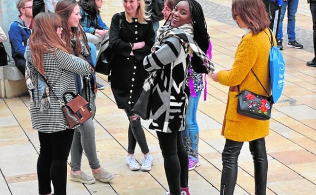 Nueve becas para cursar un semestre en Iberoamérica y Portugal