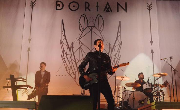 El pop electrónico de Dorian toma el Escenario Thunder Bitch