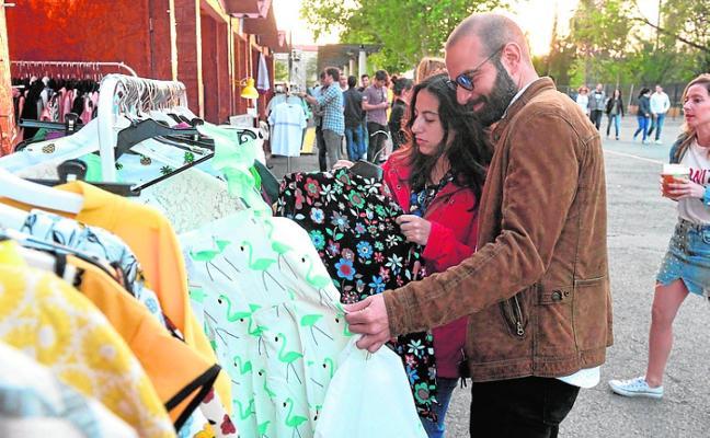'Outfits' festivaleros de creación murciana