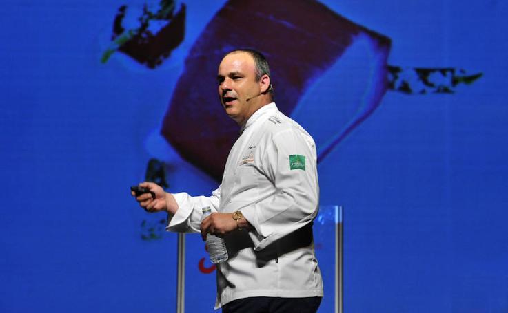 Ángel León pone su cocina al servicio de los niños con autismo