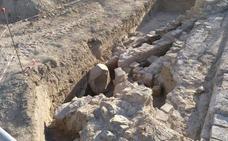 Huermur solicita la protección de los restos arqueológicos del Molino de la Pólvora