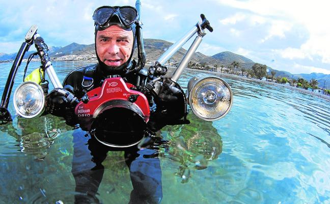 Javier Murcia Requena: «El futuro está en el mar y debemos cuidarlo»