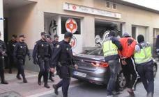 El detenido en Lorca había mostrado su voluntad expresa de realizar ataques