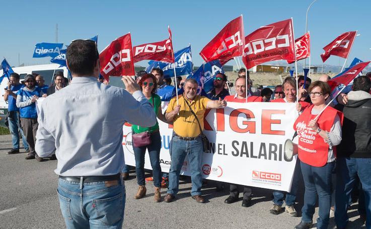 Los funcionarios de prisiones de la Región vuelven a exigir «igualdad salarial»