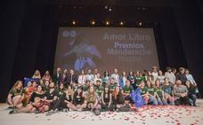 Miles de jóvenes cierran la edición de los premios Mandarache y Hache con la entrega de galardones