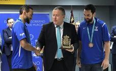 Benite afirma que el UCAM tiene «ganas de más» tras su bronce europeo