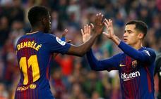 Noche señorial para el Barça