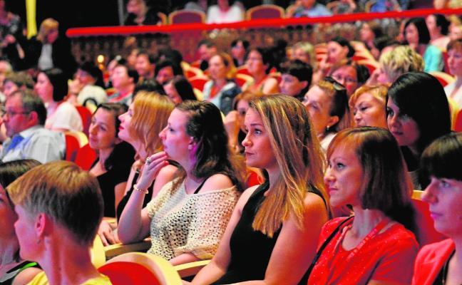 Murcia acoge a representantes de 50 universidades extranjeras