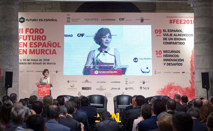 Todas las fotos de la segunda jornada del Foro Futuro en Español II