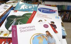 Publicado en el BORM el tope de 150 euros por alumno en la ayuda para libros de texto