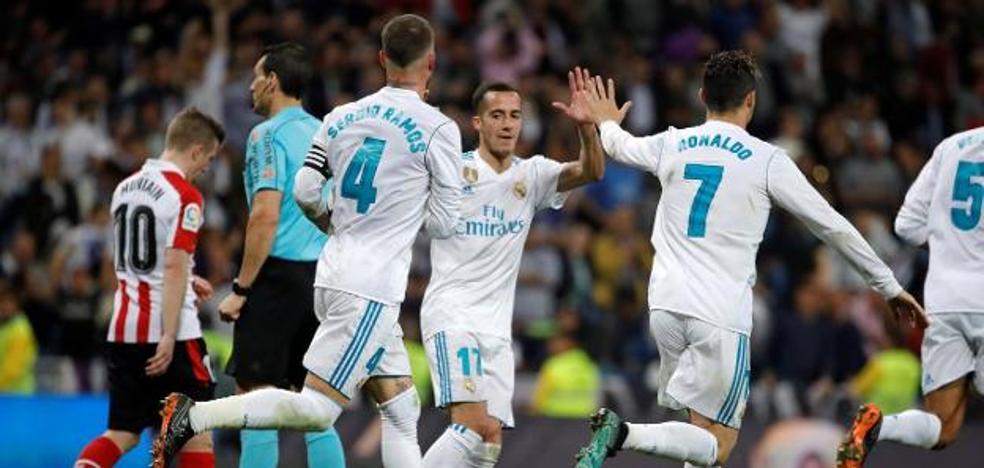 Zidane se aferra a 15 para el asalto a la 'decimotercera'