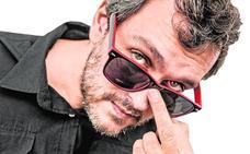 Rafa Pons: «Siempre ofende más un chiste que un drama»