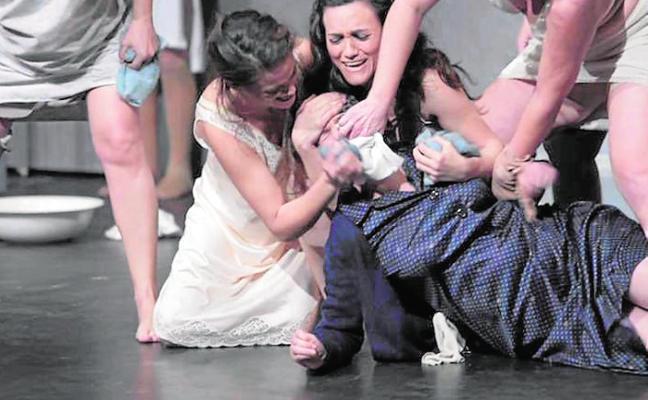 'Presas' abre el Festival de Teatro Aficionado de San Javier