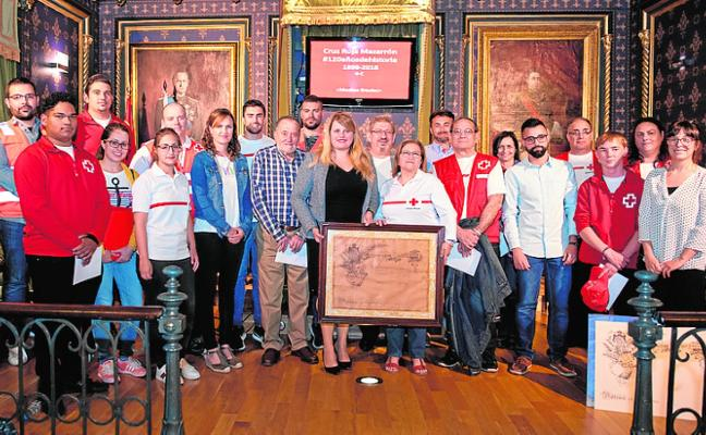 Cruz Roja conmemora su 120 aniversario