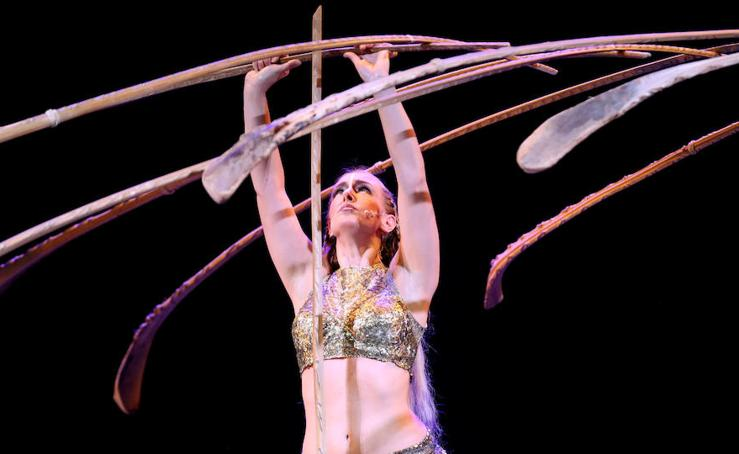 Cirque du Soleil lleva 'Amaluna' a Bogotá