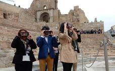 Así era el Teatro Romano de Cartagena en el siglo I a.C.