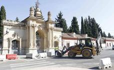 El cementerio de Espinardo contará con 310 nuevas fosas dobles y 12 parcelas para panteones