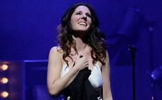 Diana Navarro: «La música me ha sanado y lo sigue haciendo»