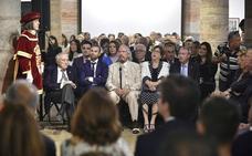 Murcia cuenta desde este sábado con cinco hijos predilectos más