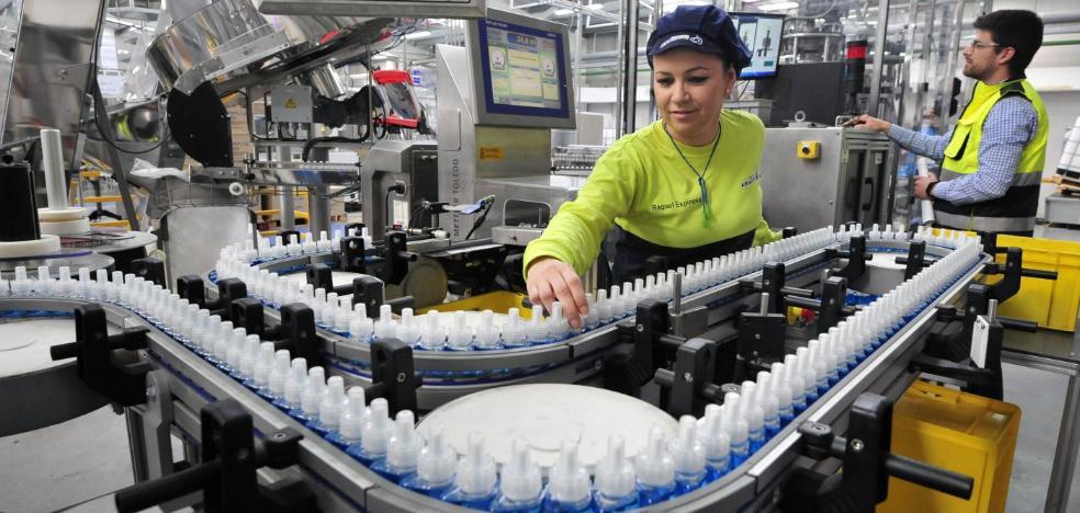 El sector químico vuelve a liderar el crecimiento industrial de la Región