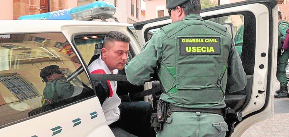 Libre sin fianza un presunto cooperador en un crimen en Puerto Lumbreras