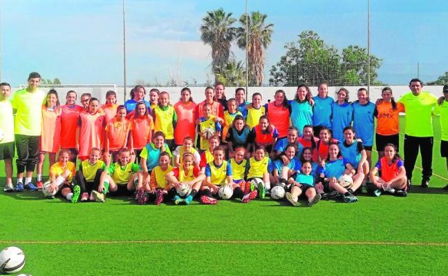 Tecnificación del fútbol femenino