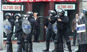 'La cifra negra' de la violencia institucional