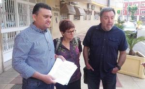 Denuncian ante el Seprona la ocupación de una vía pecuaria por una empresa de explosivos