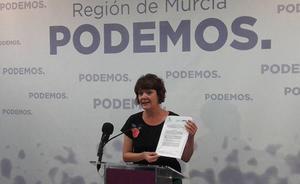 Podemos pide en la Asamblea fijar las reglas de funcionamiento del Comité del Mar Menor