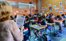 'Reválida' para más de 2.500 alumnos murcianos de Secundaria