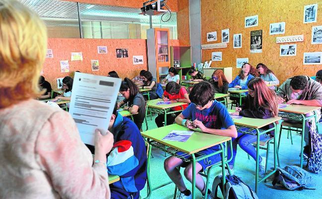 El descenso de la natalidad permite bajar la ratio por aula a 21 alumnos en Infantil